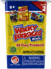 Wacky Packages Minis - No Tips (plus 4 Mystery) - Series 2 one package