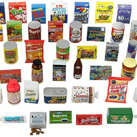World's Smallest Wacky Packages Minis Series 2 (Mystery Pack) all the items