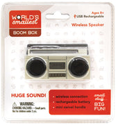 World Smallest Boom Box (by Westminter)