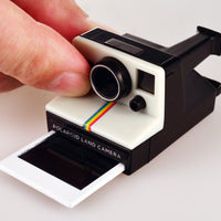 World's Coolest Polaroid Camera working