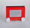 World's Smallest Etch A Sketch unboxed