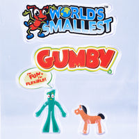 World's Smallest Gumby and Pokey