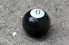 World's Smallest Magic 8 Ball unboxed