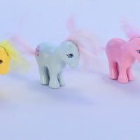 World's Smallest My Little Pony full set