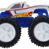 World's Smallest Hot Wheels Monster Trucks (Racing #1) close up