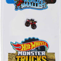World's Smallest Hot Wheels Monster Trucks (Bone Shaker)