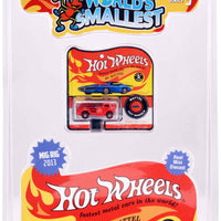 World's Smallest Hot Wheels - Series 5 -Mig Rig 2013