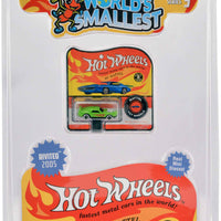 World's Smallest Hot Wheels - Series 5 - Rivited 2005