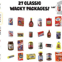 World's Smallest Wacky Packages Minis Series 1 Mystery Pack 27 classics