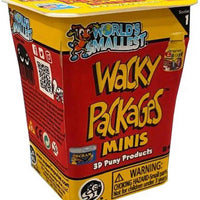 World's Smallest Wacky Packages Minis Series 1 Mystery Pack