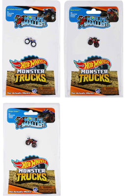 World's Smallest Hot Wheels Monster Trucks (Bundle of 3)