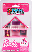 World's Smallest Barbie Dreamhouse - Pink Dress