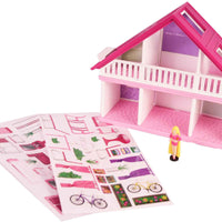 World's Smallest Barbie Dreamhouse - stickers
