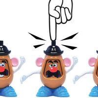 World's Smallest - Mr. Potato Head trio