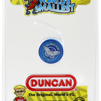 World's Smallest - Duncan Butterfly Yo-Yo (Blue)
