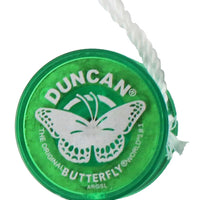 World's Smallest - Duncan Butterfly Yo-Yo (Green)