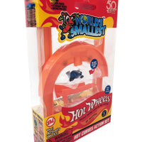 Worlds Smallest Hot Wheels Mini World Curve & Jump Set angle 1