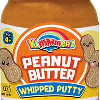 Yummmerz Whipped Putty - Peanut Butter