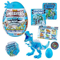 Smashers Dino Ice Age Mini Surprise Egg by ZURU Blue