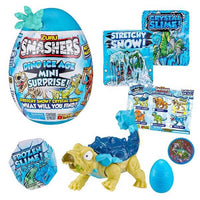 Smashers Dino Ice Age Mini Surprise Egg by ZURU Turquoise
