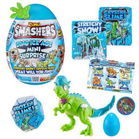 Smashers Dino Ice Age Mini Surprise Egg by ZURU Green