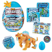 Smashers Dino Ice Age Mini Surprise Egg by ZURU Yellow
