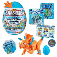 Smashers Dino Ice Age Mini Surprise Egg by ZURU Orange