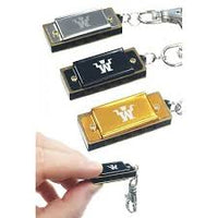 Worlds Smallest Harmonica set of 3 (by Westminster)