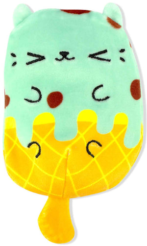 Cats Vs Pickles - Mint Chippie (soft plush)