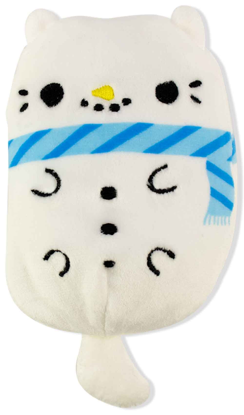 Cats Vs Pickles - Snowcat (soft plush)