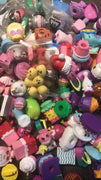 Shopkins exclusives mixed lot of 50 pieces