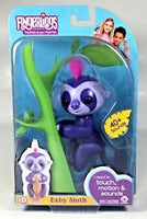 Wow wee Fingerlings Baby Sloth Marge  - friendship at your fingertips.