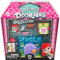 Disney Doorables Series 2 Ariel's Secret Cove Mini Display Set