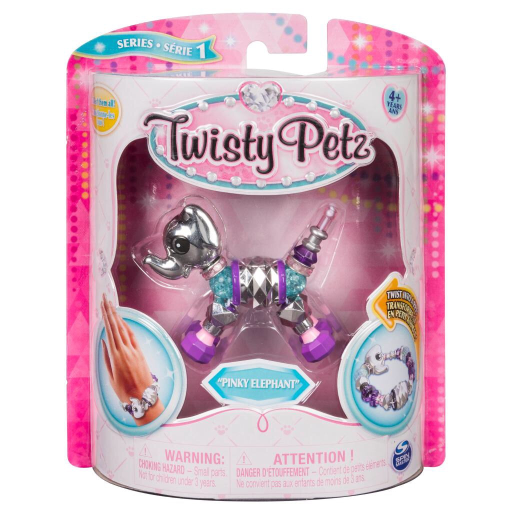 Twisty Petz - Pinky Elephant