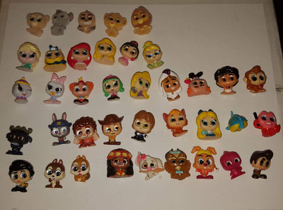Disney doorables series 2 mixed lots - 18 pieces no doubles