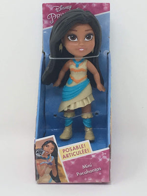 New version Disney Princess Mini Doll - Pocahantas
