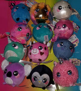 Squeezamals Series 3 Full set of 12