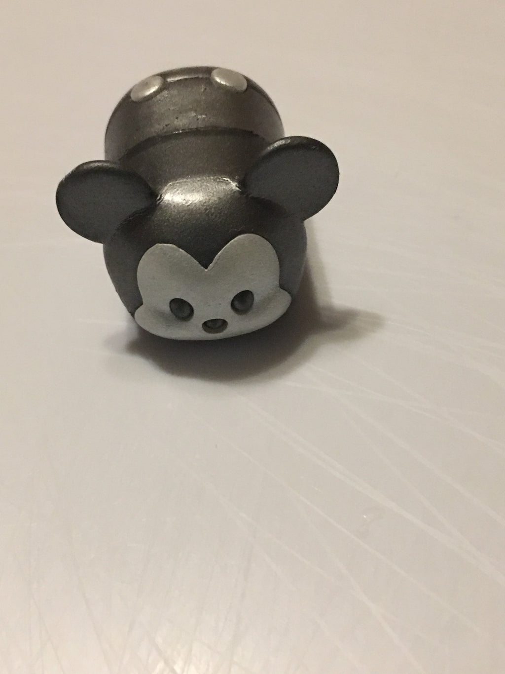 Tsum Tsum Season 9 Medium Silver Mickey - Rare & hard to find. (Item is Loose)