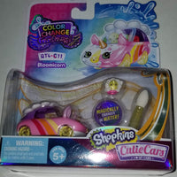 Color change cutie car Series 4 QT4-C11 Bloomicorn