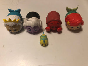 Tsum tsum by Movie - The Little Mermaid 2