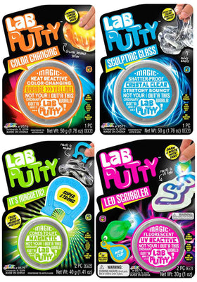 Lab Putty - Complete Bundle of 4