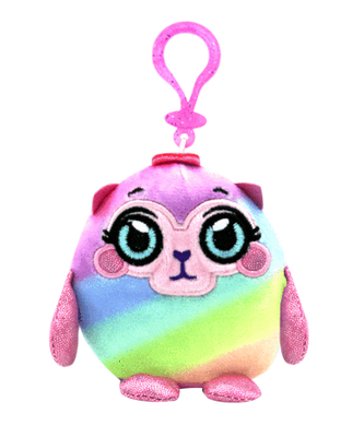 MushMeez Llama Clip-on Plush