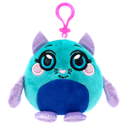 MushMeez Cat Clip-on Plush