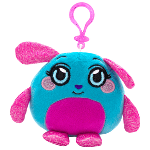 MushMeez Dog Clip-on Plush