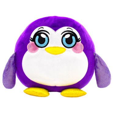 MushMeez Penguin Large Plush