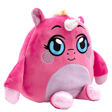 MushMeez Unicorn Large Plush