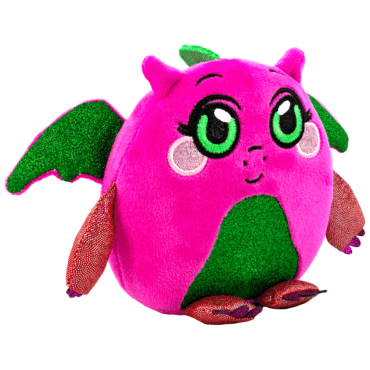 MushMeez Dragon Medium Plush