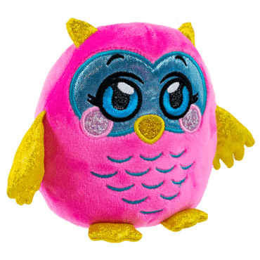 MushMeez Owl Medium Plush