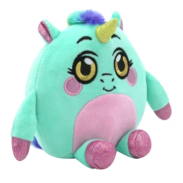 MushMeez Unicorn Medium Plush