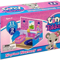 Tiny Tukkins Naptime Nursery Core Pack - Mouse